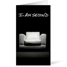 I Am Second InviteCard