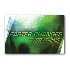 Easter Changes