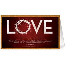 Real Love InviteCard