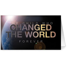 Changed the World InviteCard