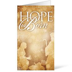 Hope is Born InviteCard