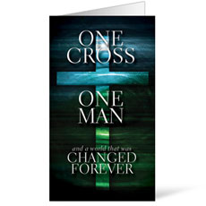 One Cross InviteCard