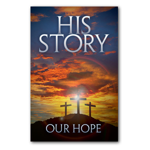 His Story Our Hope InviteCards