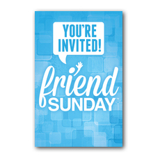 Friend Sunday