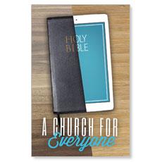 A Church for Everyone InviteCard
