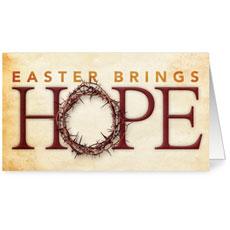 Hope Crown InviteCard