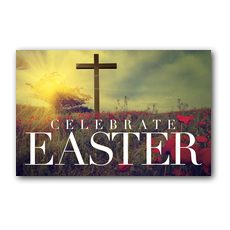 Celebrate Easter Cross