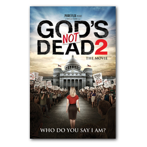 Gods Not Dead 2 InviteCards