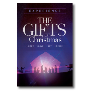The Gifts of Christmas Advent Medium InviteCards