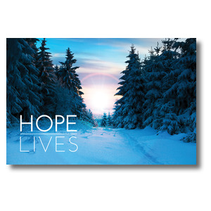 Hope Lives InviteCards