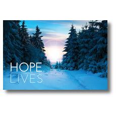 Hope Lives InviteCard