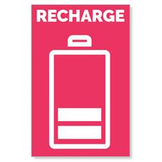 Recharge InviteCard