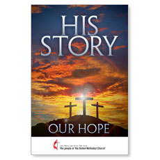 UMC His Story Our Hope InviteCard