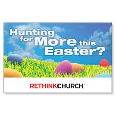 UMC Easter Hunt InviteCard