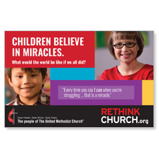 UMC Easter Miracles InviteCard