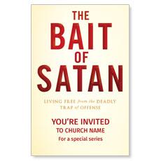 Bait of Satan InviteCard
