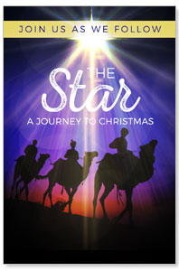 The Star A Journey to Christmas InviteCards