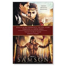 Samson Movie InviteCard