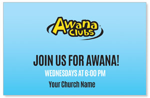 Awana Clubs Medium InviteCards