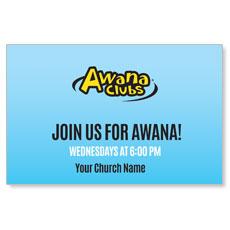 Awana Clubs InviteCard