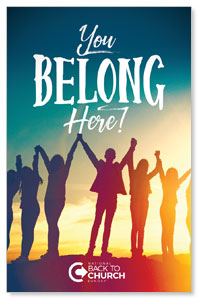 BTCS You Belong Here Medium InviteCards