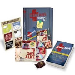 To Save a Life Student Kit (single) Outreach Books