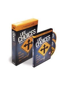 Life Choices DVD-based Study - single StudyGuide