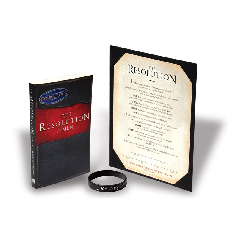 Resolution Book Men Book Church Media Outreach Marketing