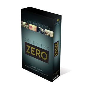 Count for Zero Small Group DVD Study Kit StudyGuide