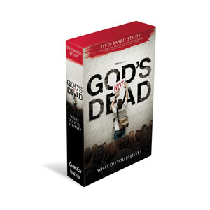 Gods Not Dead DVD-based Study Kit StudyGuide