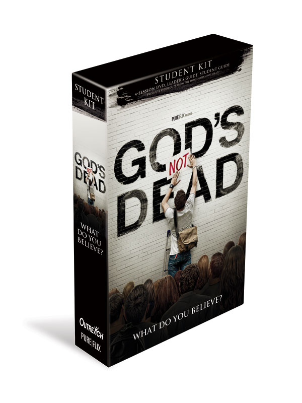 Small Groups, Gods Not Dead, Gods Not Dead Student Kit
