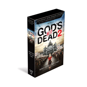 Gods Not Dead 2 Student DVD-Based Study Kit StudyGuide