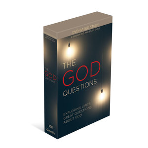 God Questions DVD-Based Study Kit StudyGuide