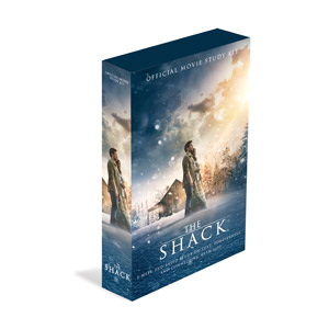 The Shack Official Movie DVD-Based Study Kit StudyGuide