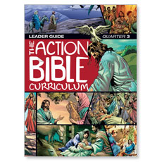 The Action Bible Quarter 3 Small Group