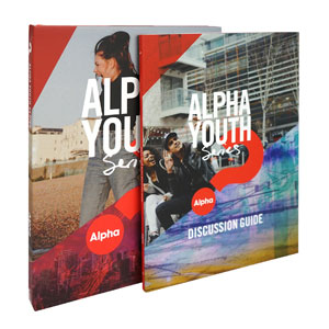 Alpha: Youth Series Discussion Guide w/DVD Alpha Products