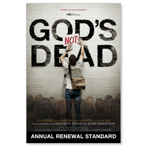 Gods Not Dead Movie License Renewals