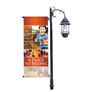 Belong Fall Banners