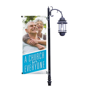 Everyone Grandparents Light Pole Banners