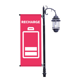 Recharge Banners