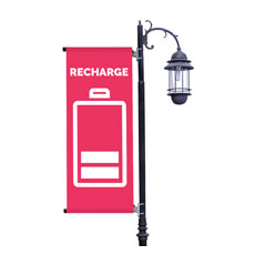 Recharge Banner
