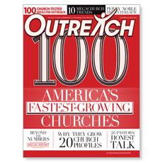 Outreach 100 Magazine 2013 Magazine
