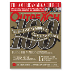 Outreach 100 Magazine 2015 Magazine
