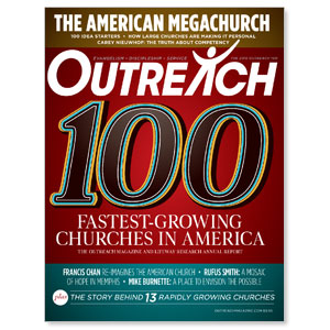 Outreach Top 100 Magazine 2018 Magazines