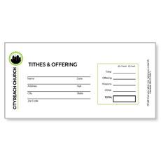 CityReach Offering Envelope