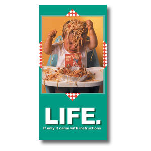 Noodles XLarge Postcards
