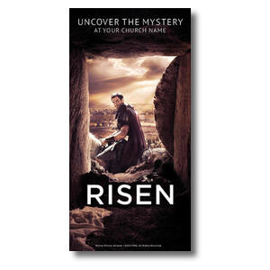 Risen XLarge Postcards