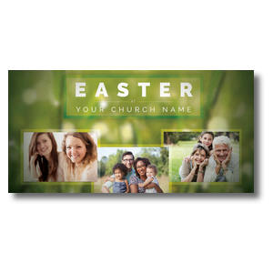 Easter Photos XLarge Postcards