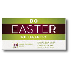 Do Easter Differently