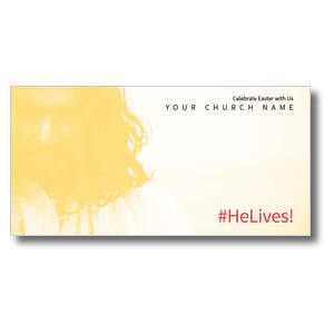 Hashtag HeLives XLarge Postcards
